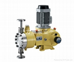 JYZR系列液壓隔膜式計量泵