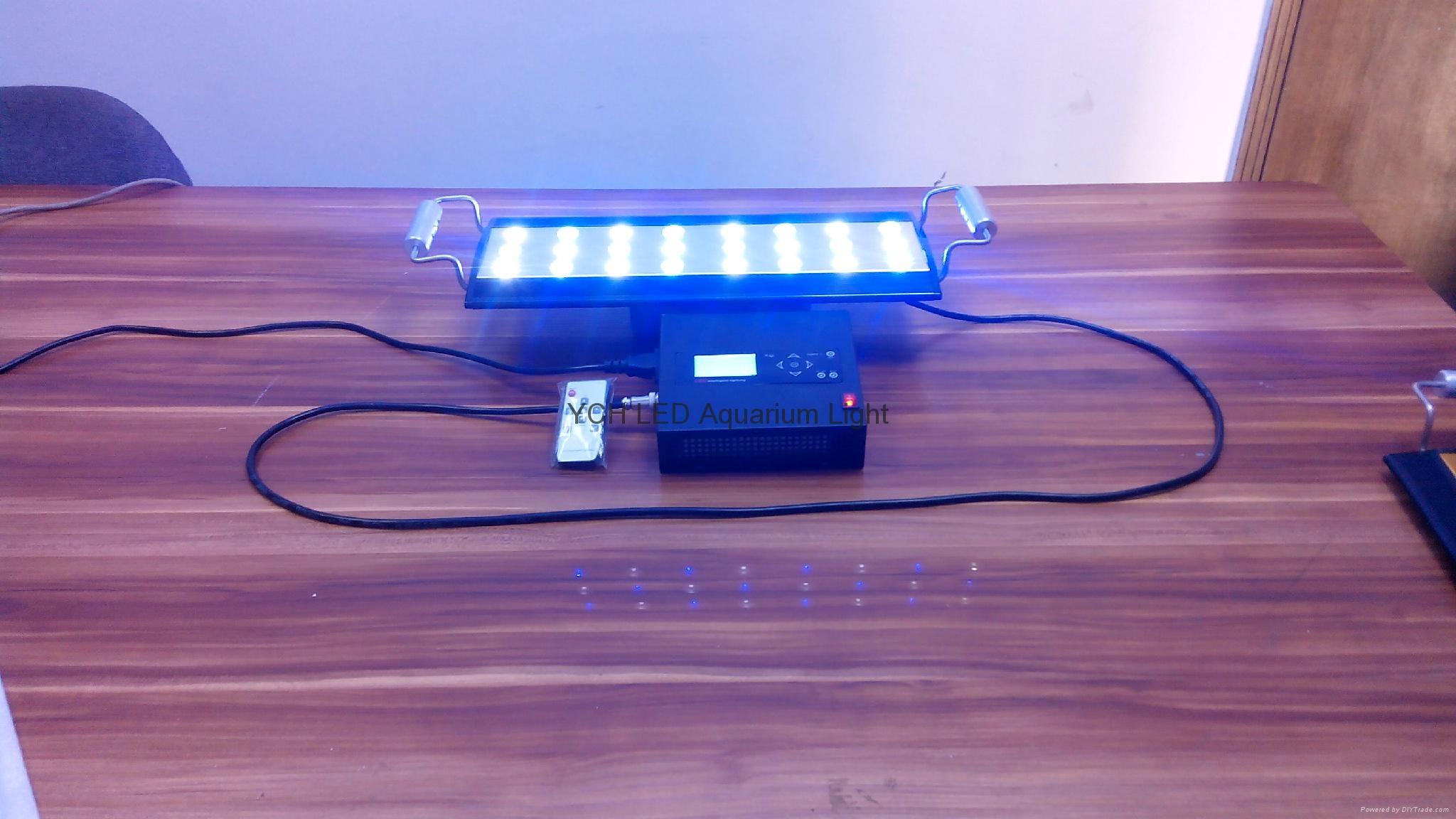 72W Flying Fish LED Aquarium Light 5