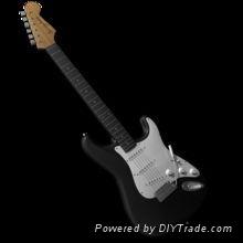 2015 handmake+factory lyy-012  Electric Guitar Pack 1