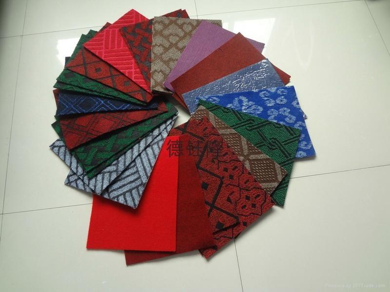 拉绒提花走廊地毯 5