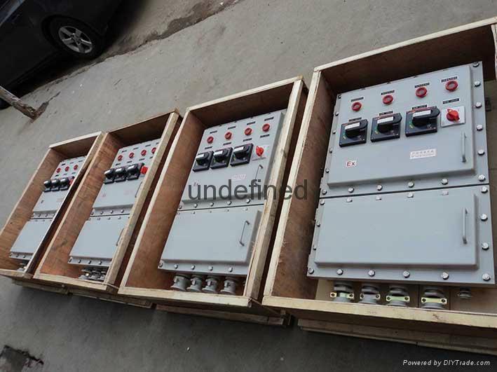 石油專用防爆配電櫃 1