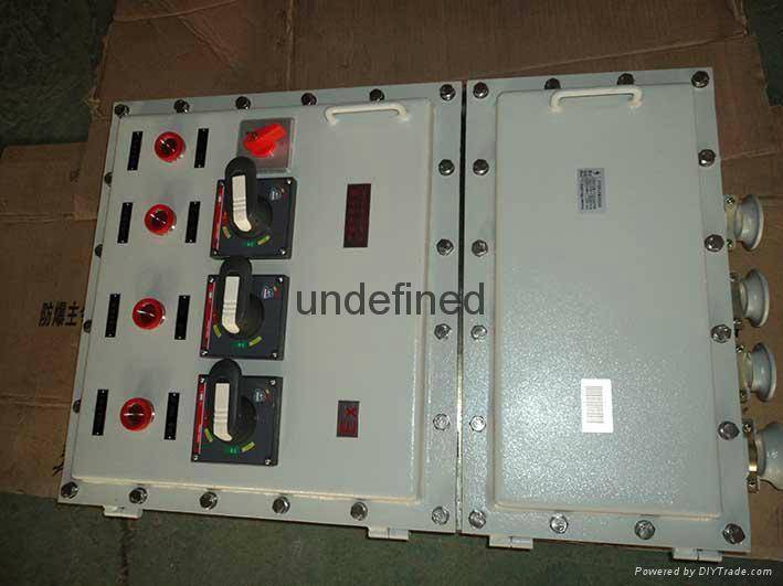 石油專用防爆配電櫃 4