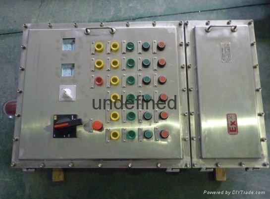 石油專用防爆配電櫃 5