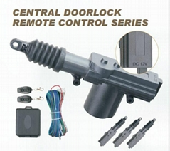 Remote Control Central Door Locking System