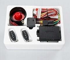 hot sale car alarm system remote control car alarm system