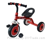3 Wheels Bike Tricycle T