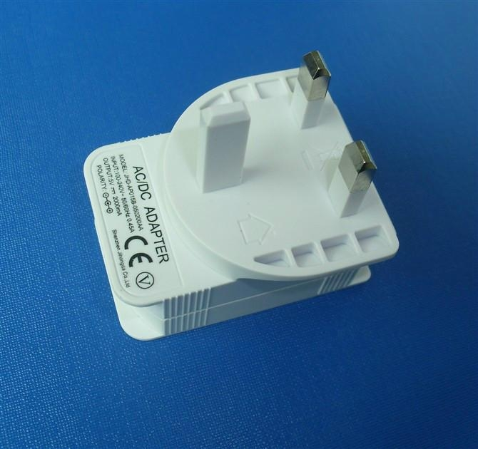 5V2A 系列USB充電器歐美澳英規USB電源適配器 3