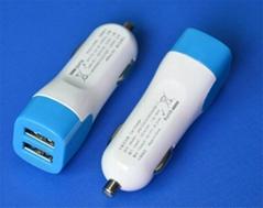 5V1A 2.4A雙USB車充