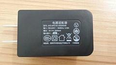 5V2.1A USB充电器平板电脑外置充电器
