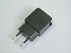 德國GS認証5V旅行充電器USB接口電源適配器
