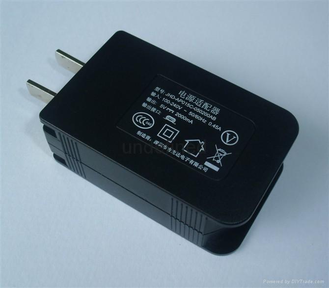 手游設備充電器5V2A1A  1