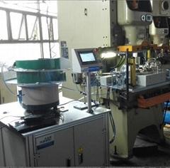 沖床轉盤多工位式自動化設備蘇州