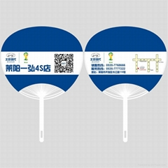 筷子柄廣告扇定製