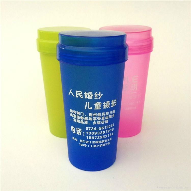 塑料杯樂扣杯 4