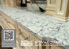 NV709 Desert Jewel Quartz Stone