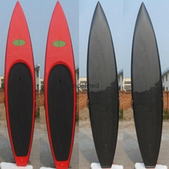 "12'6"" Carbon sup Racing Board / Touring paddle board/carbon paddle board"