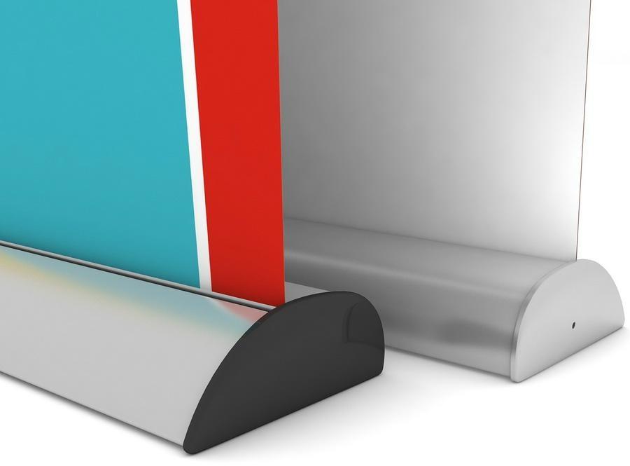 Wide base roll up display V1 3