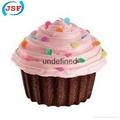 Large Cupcake Pan Silicone Mold Bakeware 4