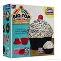 Large Cupcake Pan Silicone Mold Bakeware 5