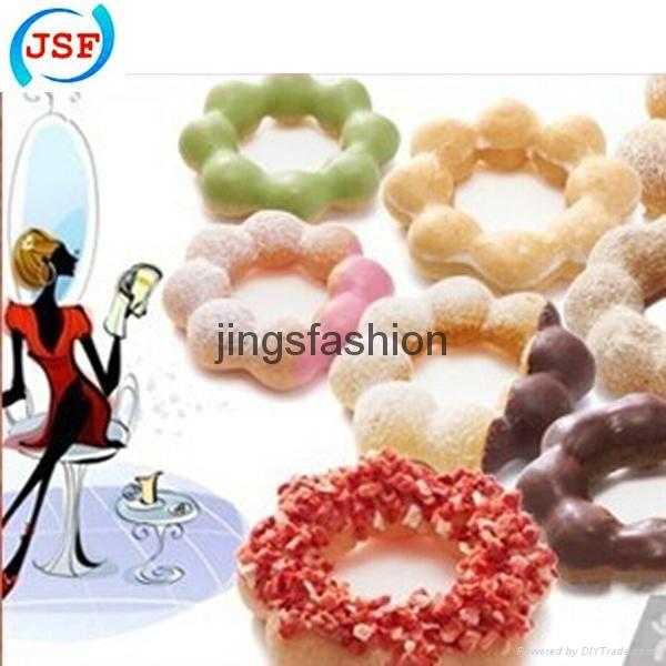 FDA Silicone Mold Mini Donut Molds Set of 6pcs 5