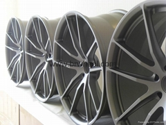 american wheels Custom Monoblock Forged Wheels for Land rover HRE wheels design