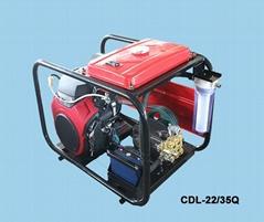 electric high pressure water jet pipe cleaner machines water blaster machines
