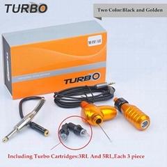 Turbo Tattoo machine with good quality best machine from China