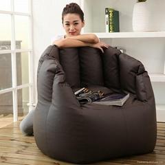 pumpkin beanbag chairs h