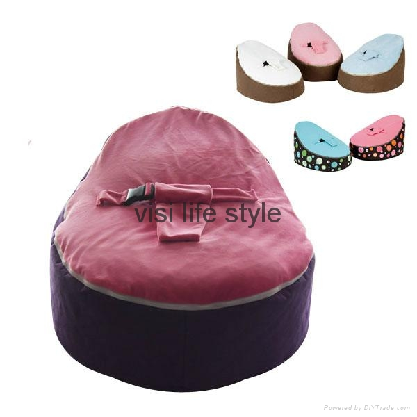 bean bag bed visi baby bean bag chairs beanbag bed cover factory from china
