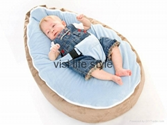 visi baby bean bag chairs beanbag bed cover factory from china baby chairs