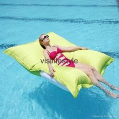 outdoor floating bean ba
