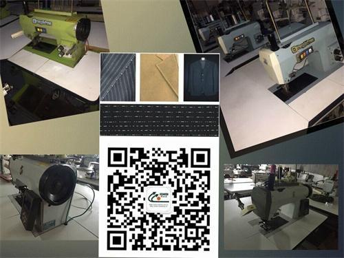 仿手工線跡縫紉機 1
