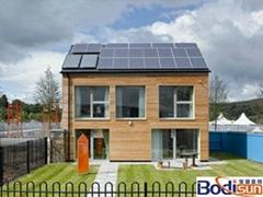 烟台金尚户用太阳能光伏发电系统