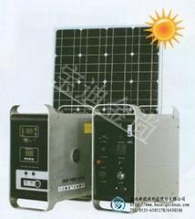 烟台金尚新能源中小型太阳能光伏发电系统 JS-H150w
