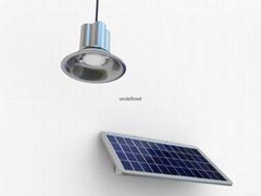 烟台金尚新能源太阳能一体化路灯光明灯LED