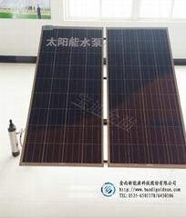 宝迪金尚太阳能光伏水泵提水灌溉