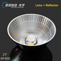 Citizen 030 COB reflector for commercial lighting 92mm light reflected cup