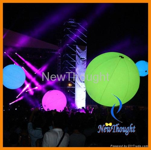 2015 Inflatable led crowd ball 2