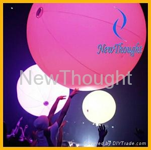 2015 Inflatable led crowd ball 4