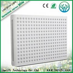 China Lower Noise Fan LED Grow Light Gemstone series 200w-900w BS003 Grow Light
