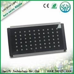 2016 3w Cree XPE chip180w-2400w AU001 LED Grow Light for plant growth