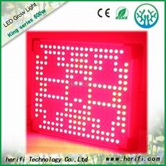 2016 China hotsale 1000w Aluminum shell led grow light for medical plant