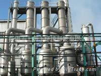 格翎(上海)四效降膜蒸發器