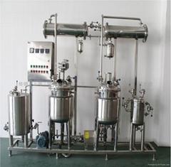 格翎(上海)实验室小型多功能提取浓缩机组