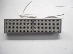 Infrared ceramic heater, quartz heater