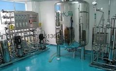 1噸反滲透純淨水處理設備水設備RO設備