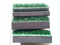 高尔夫练习场3D高尔夫打击垫
