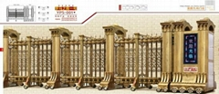 Highest quality Aluminum Alloy Collapsible Gate best selling Glory of Rome I