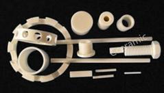 Alumina ceramic component