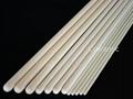 99.5%Alumina Thermocouple tube 2
